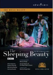 Tchaikovsky: Sleeping Beauty / Ovsyanikov/Royal Opera House & Ballet [DVD]