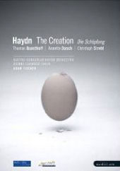 Haydn: The Creation / Austro-hungarian Haydn Orchestra, Fischer, Quasthoff [DVD]