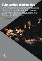 Lucerne Festival At Easter / Claudio Abbado, Anna Prohaska [DVD]