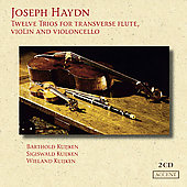Haydn: Trios for Flute, Violin & Cello / Kuijken