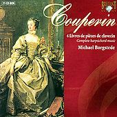 Couperin: Harpsichord Works / Borgstede