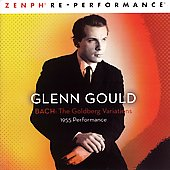 Bach: Goldberg Variations 1955 (re-performances) / Gould
