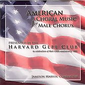 Harvard Glee Club - Randall Thompson, John Harbison, et al