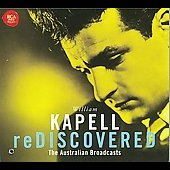 William Kapell Rediscovered - The Australian Broadcasts