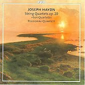 Haydn: String Quartets Op. 20 / Pellegrini Quartet