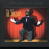 Al Jolson: The Great Al Jolson: the Primo Collection