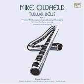 Oldfield: Tubular Bells / Piano Ensemble