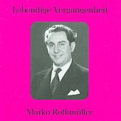 Lebendige Vergangenheit - Marko Rothm&uuml;ller