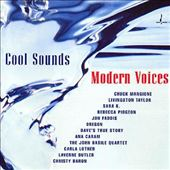 Various Artists: Cool Sounds Modern Voices