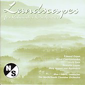 Landscapes for Chamber Orchestra - Green, Tann, Lipper, etc / Lifchitz, North\South Chamber Orchestra, et al