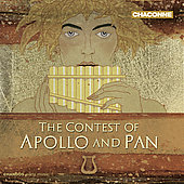 The Contest of Apollo & Pan