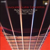 Favourite Guitar Concertos [Box Set]