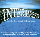 Intermezzo and Other Short Violin Pieces