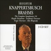 Brahms: The Complete Symphonies 1/4; Haydn Variations; Etc.