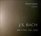 Daniel Lippel Plays Bach