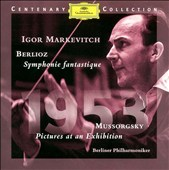 Berlioz: Symphonie fantastique; Mussorgsky: Pictures at an Exhibition