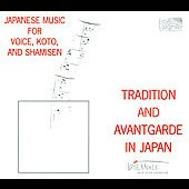 Various Artists: Tradition and Avantgarde in Japan