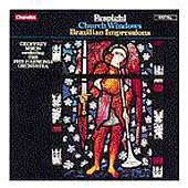 Respighi: Church Windos, Brazilian Impressions / Simon
