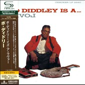Bo Diddley: Bo Diddley Is a Lover [Digipak]