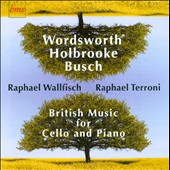 British Music for Cello and Piano, Wallfisch