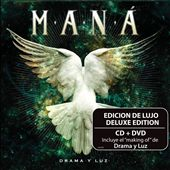 Maná: Drama y Luz [CD/DVD] [Digipak]