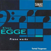 Klaus Egge: Piano Works