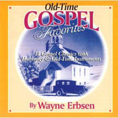 Wayne Erbsen: Old Time Gospel Songbook