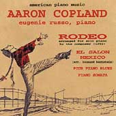 Copland: Rodeo, El Salon Mexico, etc / Eugenie Russo
