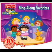 Little People (Children's): Sing-Along Favorites [Digipak]