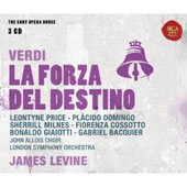 Verdi: La Forza Del Destino / Tebaldi, Del Monaco, Protti, Siepi, Barbieri