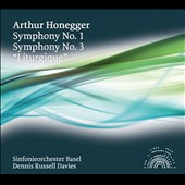 Honegger: Symphonies Nos. 1 & 3 