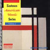 Eastman American Music Series Vol 2 - Benson, Maslanka