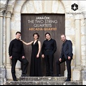 Janacek: The Two String Quartets / Arcadia Quartet