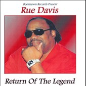 Rue Davis: Return of the Legend *