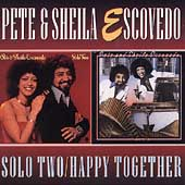 Pete Escovedo: Solo Two/Happy Together