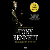 Tony Bennett (Vocals): For Once in My Life [Video]
