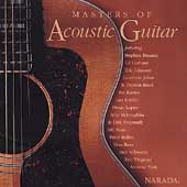 Various Artists: Masters of Acoustic Guitar