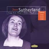 Joan Sutherland - Recitals 1956, 1959, 1960
