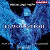 William Lloyd Webber: Invocation / Hickox, Little, et al