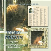 Dory Previn: Dory Previn/We're Children of Coincidence and Harpo Marx *