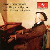 Piano Transcriptions from Wagner's Operas / Vanderschaaf