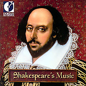 Shakespeare's Music / Baird, McFarlane, Urrey, et al