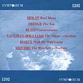 Holst: Beni Mora;  Vaughan-Williams: The Wasps, etc