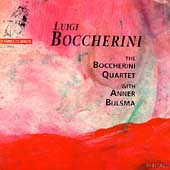Boccherini / Anner Bijlsma, Boccherini Quartet