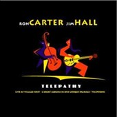 Jim Hall/Ron Carter (Bass): Telepathy