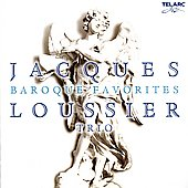 Jacques Loussier Trio: Baroque Favorites: Jazz Improvisations