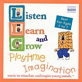 Listen, Learn & Grow - Playtime - Imagination