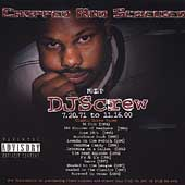 DJ Screw/Al-D: Unconditional Luv: A Memorial to DJ Screw [PA] [Slow]