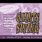Various Artists: Giants of Swing [BMG Special Products]