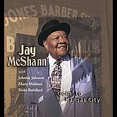 Jay McShann: Goin' to Kansas City [2003]